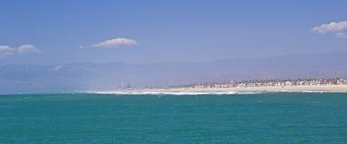 Spiagge di Oxnard Immagine Stock
