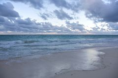 Spiagge di Punta Cana Fotografia Stock