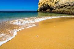 spiagge nell'Algarve Immagini Stock