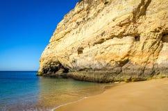 spiagge nell'Algarve Fotografie Stock Libere da Diritti