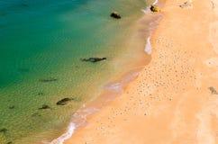 spiagge nell'Algarve Fotografie Stock