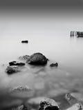 Spiaggia 02 di Anyer Immagini Stock Libere da Diritti