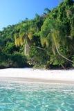 Spiaggia 1 del dentista Fotografia Stock Libera da Diritti