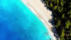 Spiaggia stock footage