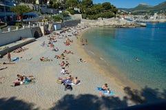 Spiaggia Fotografie Stock