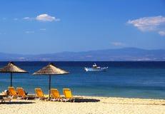 Spiaggia Fotografie Stock Libere da Diritti
