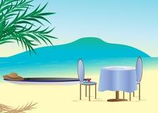 Spiaggia. Immagini Stock