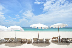 Spiaggia Fotografia Stock