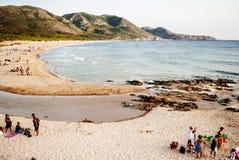 Spiaggia Lizenzfreie Stockbilder