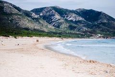 Spiaggia Stock Afbeelding