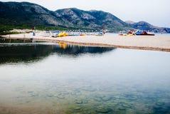 Spiaggia Stockbilder