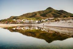 Spiaggia Stockfotografie