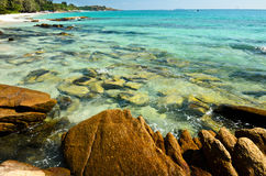 Spiaggia al samet Tailandia del KOH Immagine Stock