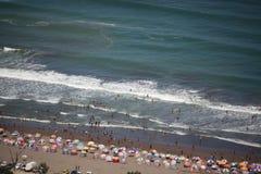 Spiaggia in Algeria Immagini Stock