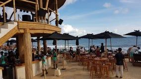 Spiaggia Bali dei finlandesi Immagine Stock Libera da Diritti