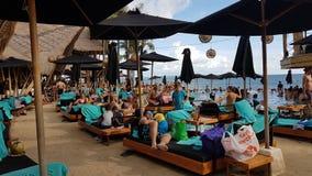 Spiaggia Bali dei finlandesi Fotografia Stock