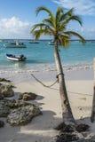 Spiaggia Barbados le Antille di Worthing Fotografia Stock Libera da Diritti