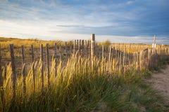 Spiaggia in brittany Immagine Stock Libera da Diritti