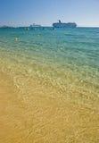 Spiaggia. Cabo San Lucas, Messico Immagine Stock Libera da Diritti