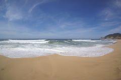 Spiaggia California Fotografie Stock Libere da Diritti