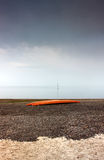 Spiaggia calma Immagini Stock Libere da Diritti
