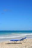 Spiaggia caraibica tropicale fotografia stock libera da diritti
