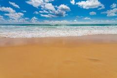 Spiaggia in Carolina del Sud america Immagine Stock