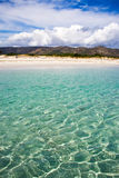 Spiaggia Cinta, Sardegna Stockfotos