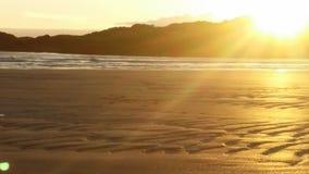 Spiaggia co Kerry di Derrynane Immagine Stock Libera da Diritti