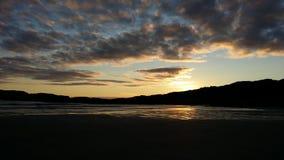 Spiaggia co Kerry di Derrynane Fotografia Stock