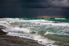 Spiaggia Cuba di Varadero immagine stock