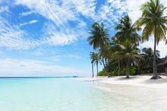 Spiaggia d'attualità Immagine Stock Libera da Diritti