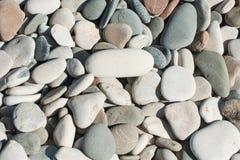 Spiaggia dei ciottoli Fotografia Stock Libera da Diritti