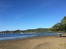 Spiaggia dei Cochi di EL Fotografie Stock Libere da Diritti