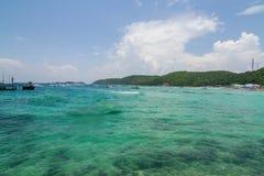 Spiaggia del ‹del †del ‹del †del mare Fotografia Stock