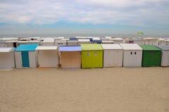 Spiaggia del Belgio, immagini stock