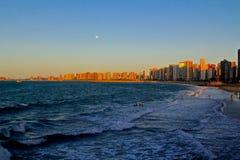 Spiaggia del Brasile Immagine Stock Libera da Diritti