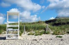 Spiaggia del Capo Cod Fotografie Stock Libere da Diritti