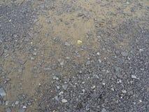 Spiaggia del cappuccio-Santé nel Canada Fotografia Stock Libera da Diritti