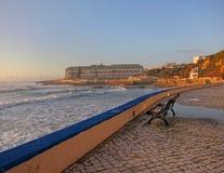 Spiaggia del Ericeira Fotografie Stock Libere da Diritti