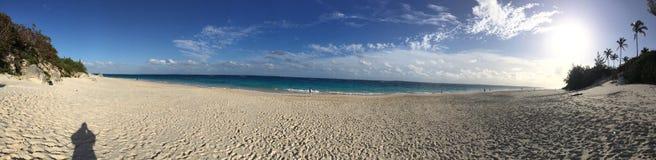 Spiaggia del gomito Immagini Stock