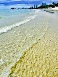 Spiaggia del Hua Hin Immagini Stock