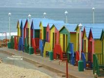 Spiaggia del James (Sudafrica) Fotografia Stock Libera da Diritti