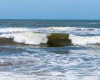 Spiaggia del mare Fotografia Stock