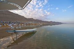 Spiaggia del mare guasto Fotografie Stock