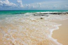 Spiaggia del Messico Immagini Stock