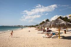 Spiaggia del ³ n di Ancà Fotografia Stock
