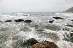 Spiaggia del parco di Stanwell Immagini Stock