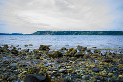 Spiaggia del parco di Titlow (variopinta) Fotografia Stock