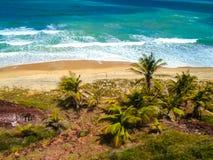 Spiaggia del Pipa nel Brasile Immagine Stock Libera da Diritti